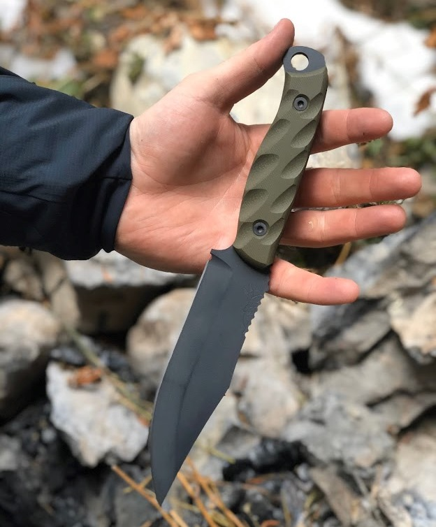 HFB Crow Scout knife